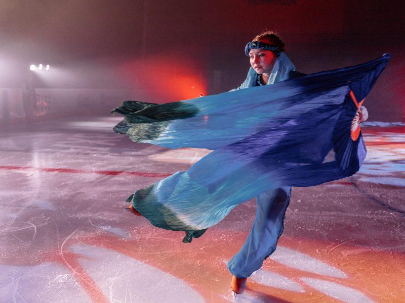 Вступить в театр «Ледяная Фабрика»